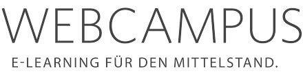Gütesiegel von Webcampus Logo