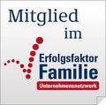 Wir sind Mitglöied in der Initiative Erfolgsfaktor Familie