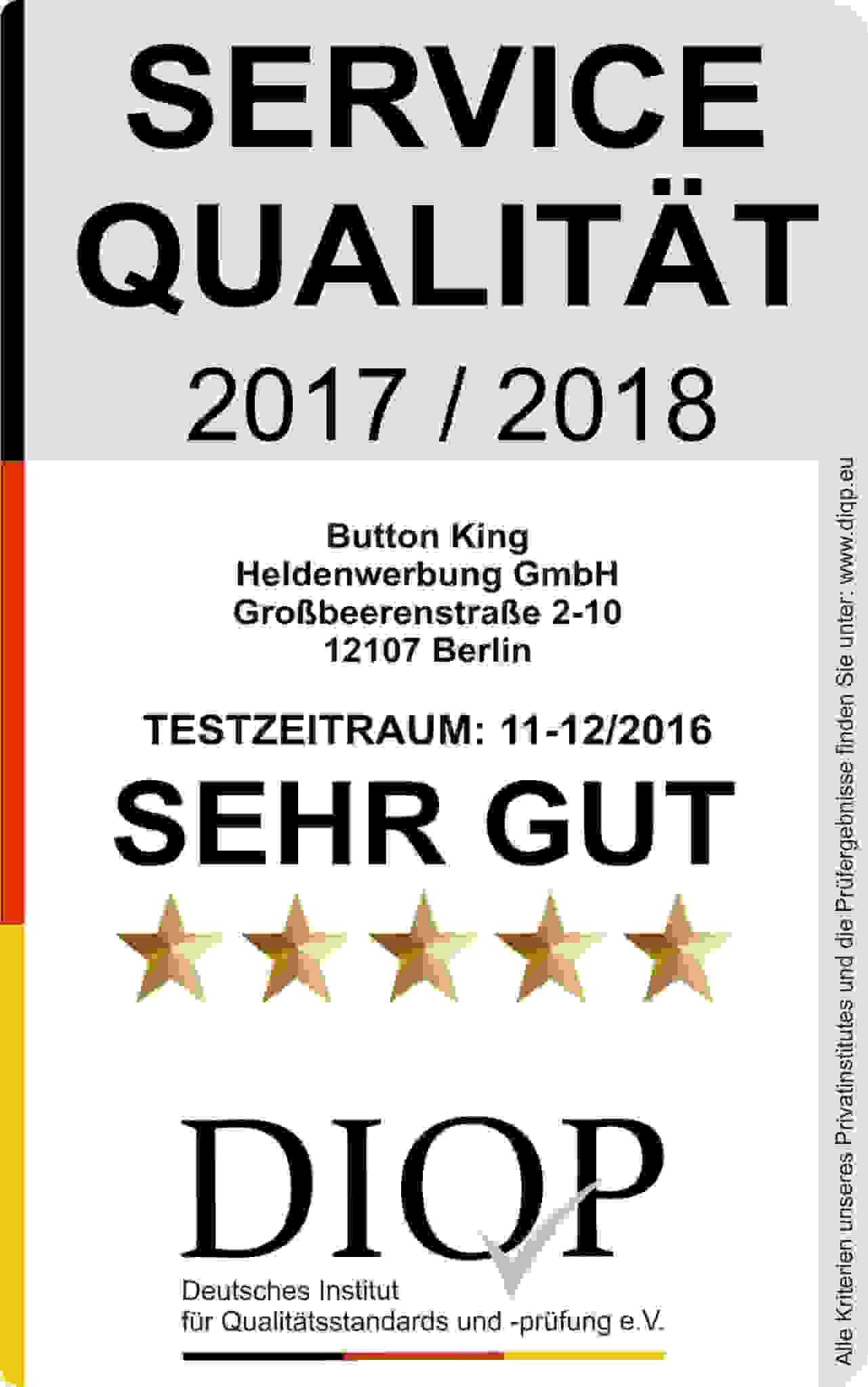 Button King.de
