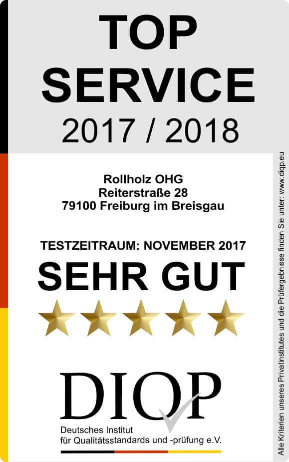 Top-Service-Rollholz