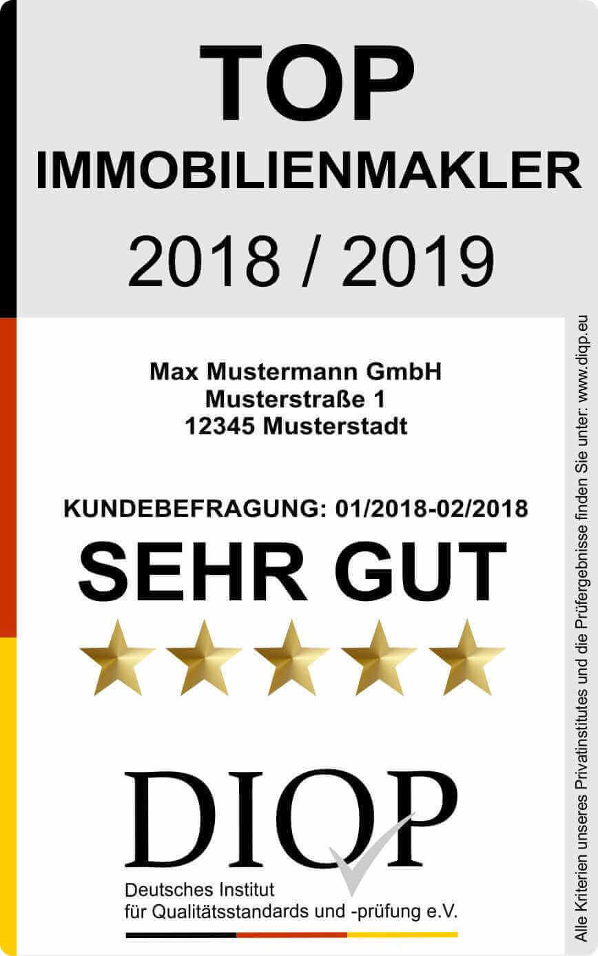 TOP IMMOBILIENMAKLER