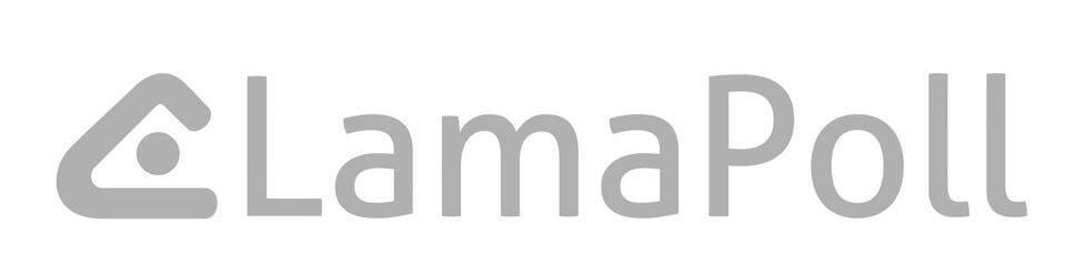 lamapoll_logo_sw
