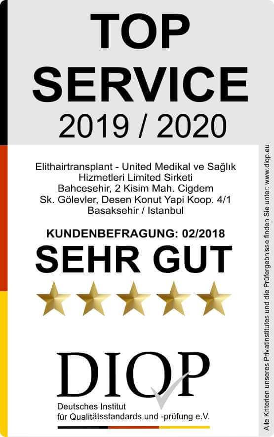 Top Service (DIQP) Siegel 2-klein