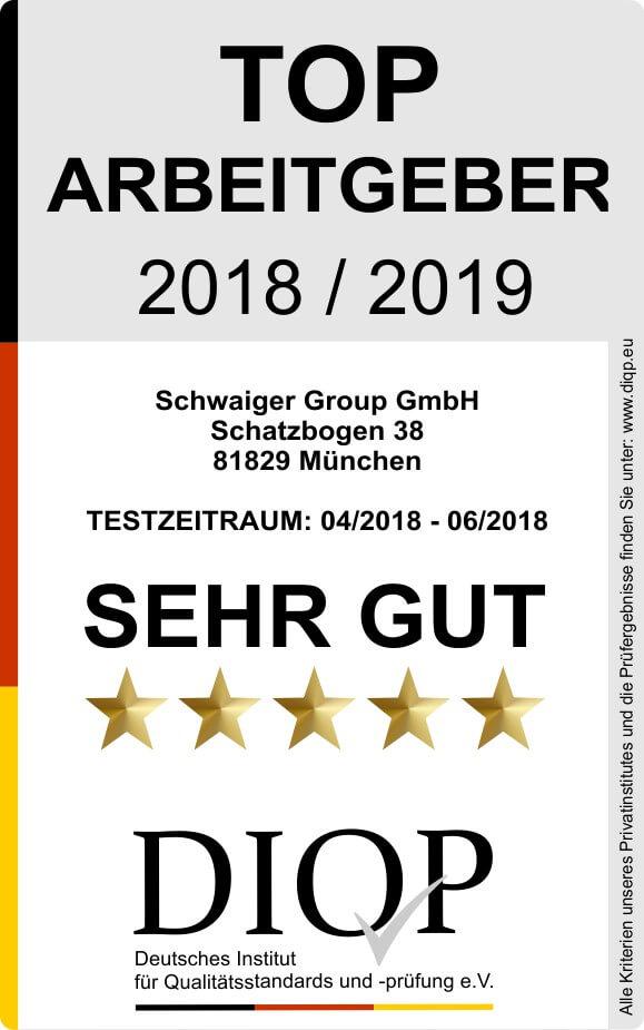 Top Arbeitgeber in München