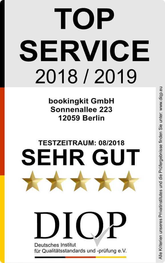 TOP SERVICE 2018 - 2019