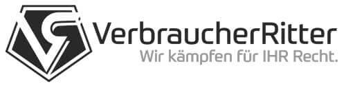 Verbraucherritter_logo_sw