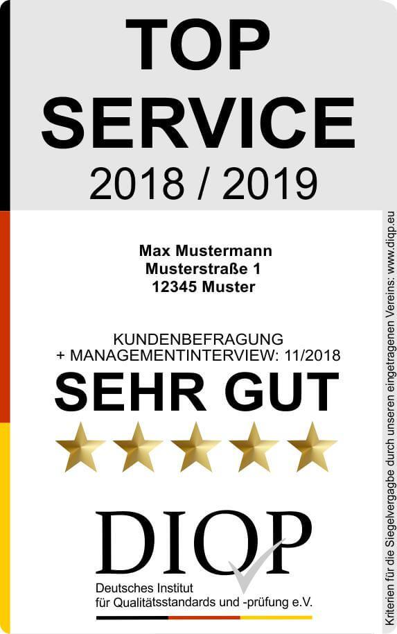 TOP SERVICE