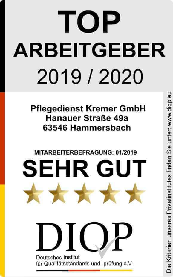 Top Arbeitgeber Siegel Kremer GmbH 3