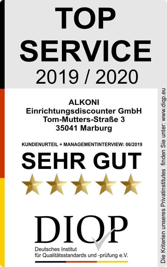 Top Service (DIQP) Alkoni 2019-2020 klein