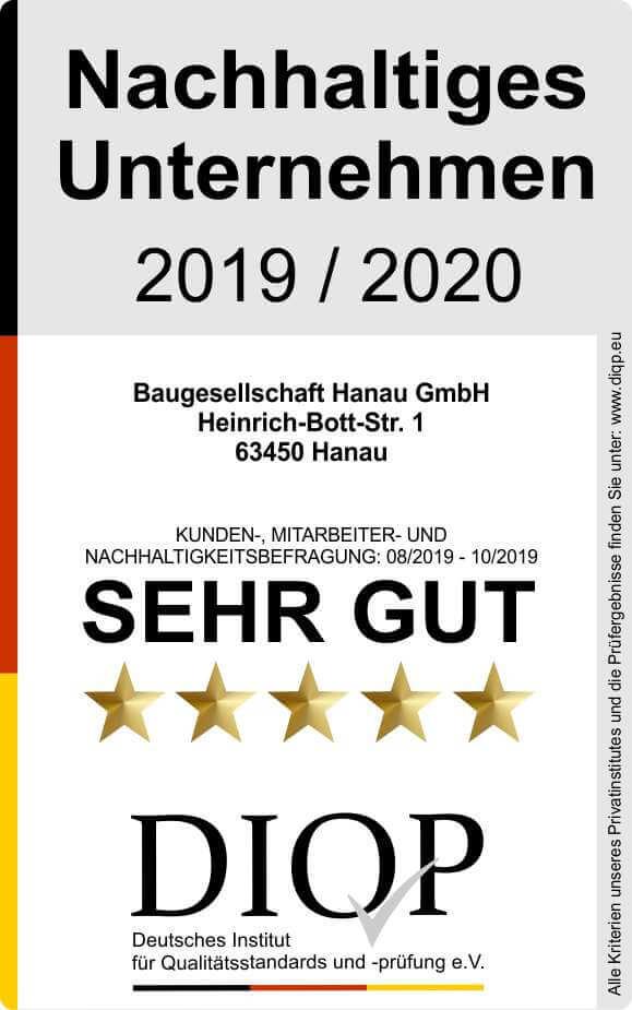 Nachhaltiges Unternehmen 2019-2020kl