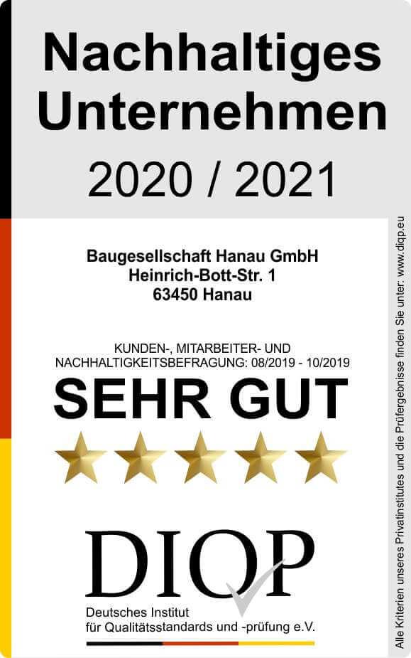 Nachhaltiges Unternehmen 2020-2021kl