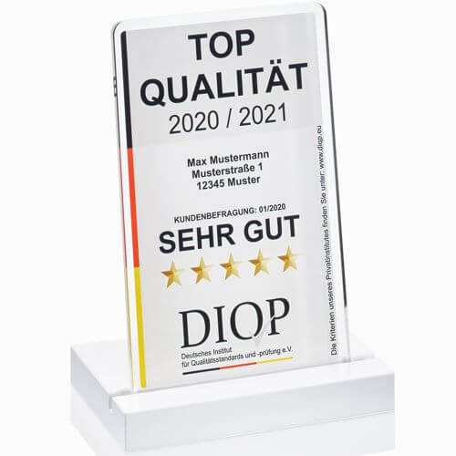 Top Qualtität