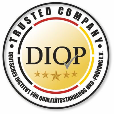 TRUSTED COMPANY CERTIFICATE